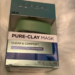 L'Oréal Skin Expert / Paris Pure Clay Mask